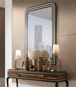 Dilan Art. D24/S, Rechteckiger, abgeschrägter Spiegel