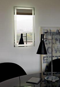Elen E357, LED-Spiegel mit Hintergrundbeleuchtung