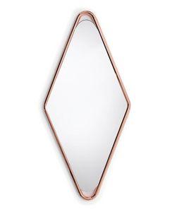 Frame D, Rautenförmiger Spiegel