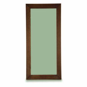Kuba Mirror, Spiegel mit Holzrahmen