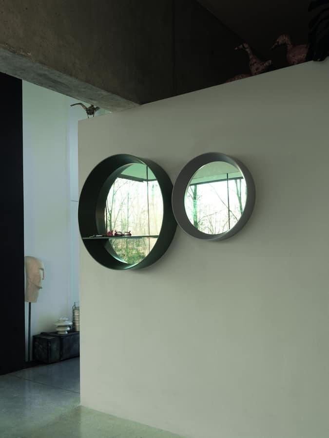 Runder Wandspiegel Fabulous Medium Size Runder Spiegel