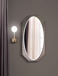 Marylin Spiegel, Spiegel mit achteckigem Rahmen