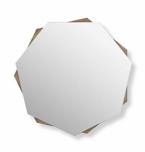 Mirage Spiegel, Spiegel mit geometrischem Design