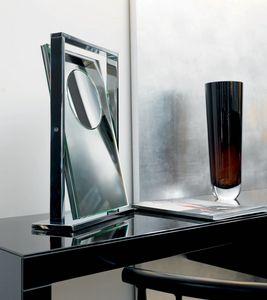 Nice 100, Verstellbarer Spiegel mit Lupe
