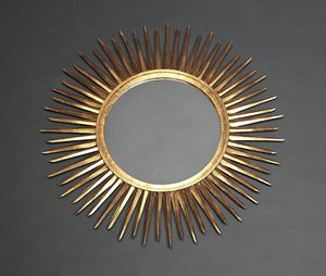 SOLE GF2021MI, Spiegel in der Form der Sonne