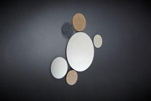 Uranus Spiegel, Wandspiegel mit modernem Design