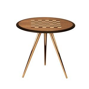 Carambola dama 5730/F, Spieltisch mit Schachbrett