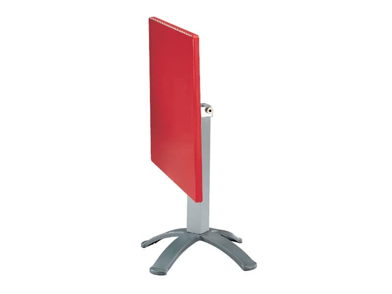 Table 60x60 cod. 20/BG4IP, Stapelbar Tisch mit Klapppolymer platte