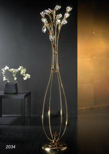 Art. 2034 Matisse, Stehlampe von Hand gemacht