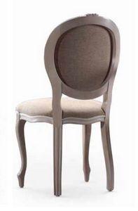 Ginevra, Klassischer Stuhl für Hotels