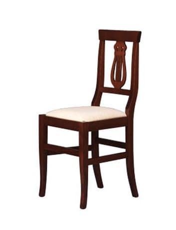 180, Buche massiv Stuhl für Esszimmer und Restaurant