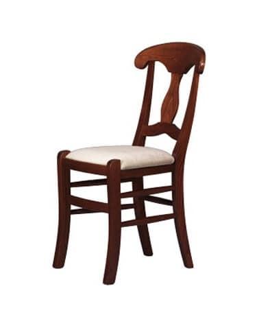 216, Massivholz rustikalen Stuhl, für Restaurants und Pizzerien