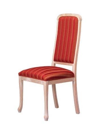 1001, Klassischer Stuhl aus Buche, für elegante Konferenzraum