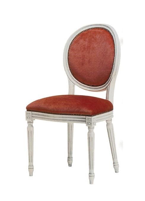 1054, Stuhl im klassischen Stil, für elegante Konferenzraum