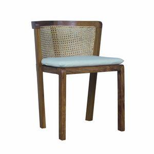 Dual 0385, Stuhl mit rundem Rücksitz
