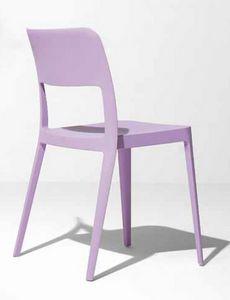 Gege, Stuhl aus Polypropylen für den Innen- und Außenbereich