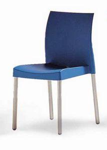 Ice, Witterungsbeständiger Stuhl für draußen