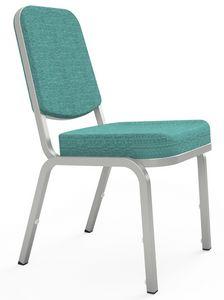 Adamas 66/1, Gepolsterter Stuhl für Besprechungen und Bankette