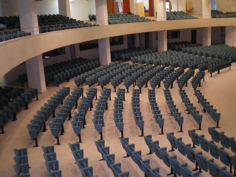 Aura su barra 2006, Lehrstuhl für Konferenzen und Tagungen