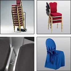 Cello 58/4, Feuerfeste gepolsterte Stuhl für Tagungen und Empfänge