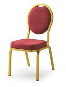 Como 65/4, Stuhl für Bankett, Konferenz- und Tagungsräume in Hotels