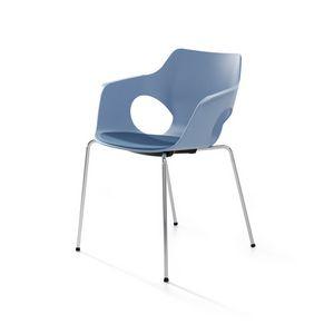 Manta, Stapelbarer Stuhl für Schulungs-, Besprechungs- und Veranstaltungsräume