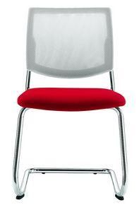 Q44, Stuhl mit Netzsitz für Besprechungen