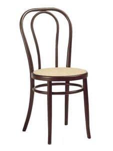 01, Wiener Holzstuhl, in verschiedenen Farben verfügbar