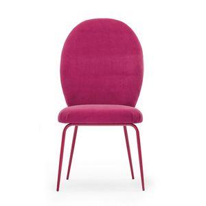 Diva 04615, Stuhl mit hoher Rückenlehne