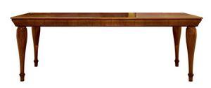 Tretyakov CH.0101, Auslauftisch, in Nussbaum, ausziehbar