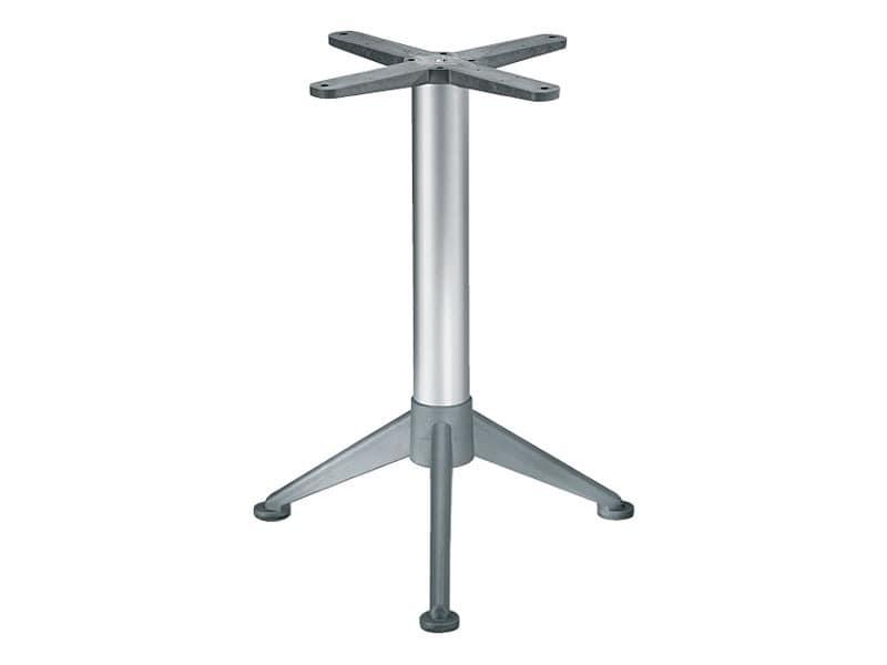 3 ped base cod. BG3A, Unterstützung für Tabelle mit drei Füßen, für Bars und Restaurants