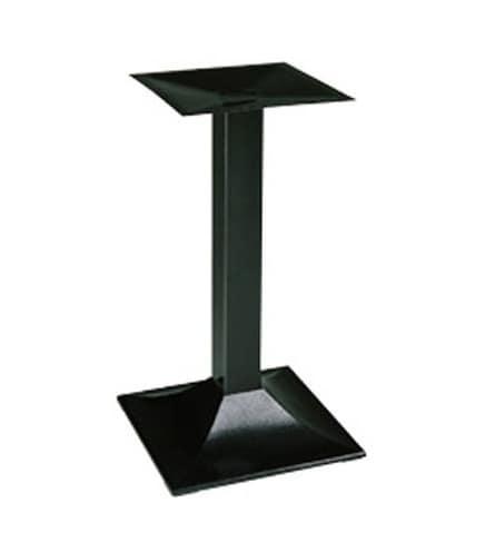 901, Metall-Basis für Stehtische, ideal für den Außeneinsatz