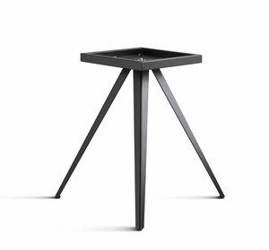 ART. 0099-3 AKY CONTRACT, Design Tischgestell, aus Metall, mit 3 Beinen