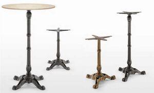 art. Bistrot, Gusseisen-Tischgestelle