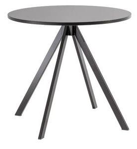 Art.Split, Tischfuß mit futuristischen und geometrischen Linien