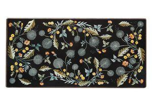 Natura Soffioni, Tisch mit handgemachter Dekoration