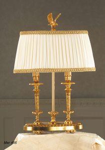 Art. MER 466, Elegante Tischlampe im klassischen Stil