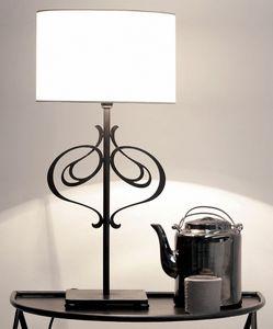 Giulietta, Lampenschirm aus Eisen für Nachttische