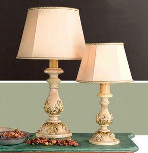 LG.7445/1/L, Tischlampen im klassischen Stil