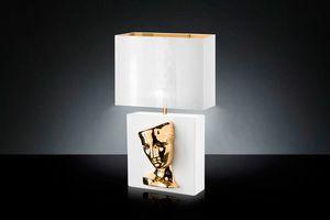 Psiche di Capua, Tischlampe inspiriert von klassischen Skulpturen