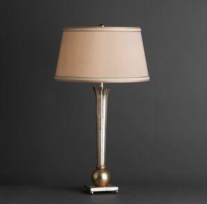 RIALTO HL1059TA-1, Tischleuchte mit Lampenschirm