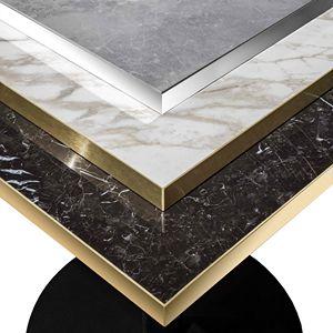 Art. 1101 Porzellan Steinzeug Top, Tischplatte aus Feinsteinzeug