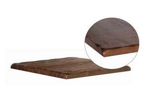 art. 761, Rustikale Tischplatten für Restauranttische