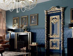 Eliseo Art. 1401S/QQ/INT, Luxuriöse Tür im klassischen Stil