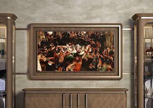 Art. 5007, TV-Wandrahmen