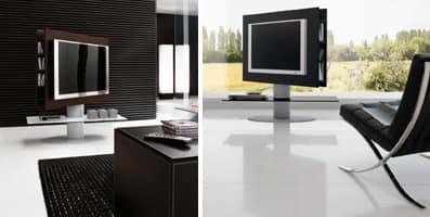 CORTES, TV-Möbel für Wohnzimmer, mit Regal