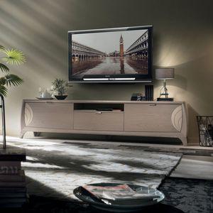 Luna LUNA5040, TV-Schrank mit Schubladen
