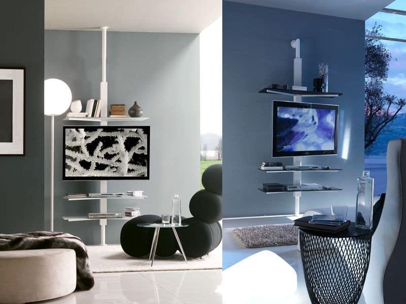 xl83 bruce, Einstellbare TV-Ständer, Wand- oder Decken