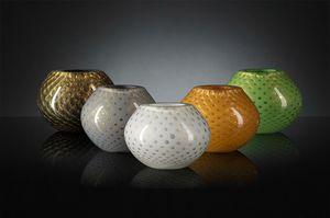 Mocenigo Vase Sphere, Murano Glasvase