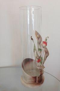 VA-01, Handbemalte Steckdose Vase